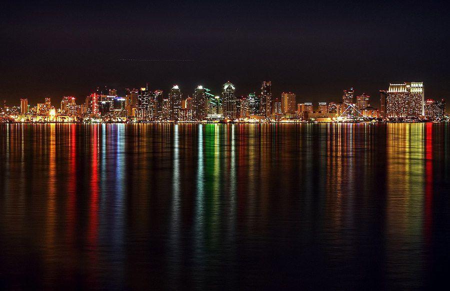 mirrored01 Урбанистическое Зазеркалье: Отражения мегаполисов