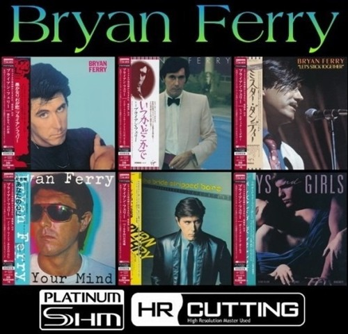 Bryan Ferry - Albums Collection (1973-2007)